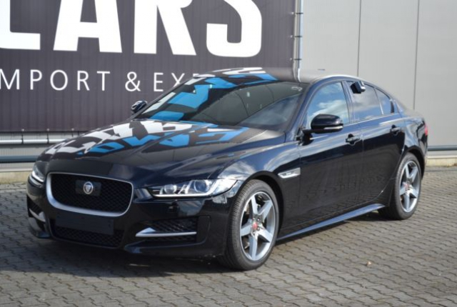 Jaguar XE R-Sport Xenon Led Navi Incontrol - Search - DMJ Cars