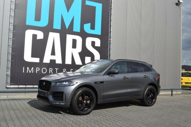 Jaguar F Pace R Sport Awd Led Incontrol Dynamic Display Search Dmj Cars